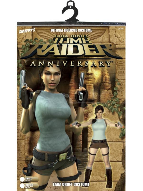 55c85a84b014 Kostým Lara Croft - Půjčovna kostýmů Praha