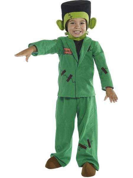 Ve strašidelném kostýmu se z vaší ratolesti stane malý Frankenstein b465eff119a