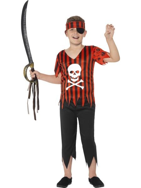 Dětský kostým- Malý pirát - Půjčovna kostýmů Praha f639a7bf048